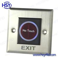 Wholesale Exit Button Infrared Sensor Button No Touch Exit Switch from china suppliers