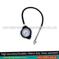 China Pressure Gauges for Vechiles Tire on sale