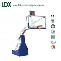 12 months warranty hydraulic basketball stand hydraulic basketball goal