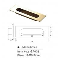 Wholesale Cabinet Concealed Handle GA002 from china suppliers