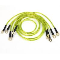 Buy cheap Clear Grounding Cable with Plug from wholesalers