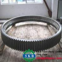 Buy cheap Diesel engine parts S19 Fly wheel with ring gear from wholesalers