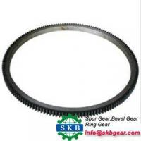 Buy cheap machinery ring cog wheel transmission parts from wholesalers