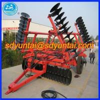 Buy cheap agriculture machinery 1BQD hydraulic folding light disc harrow from wholesalers