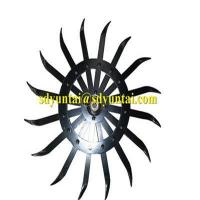 China 65Mn / 30MnB5 Boron Steel Agricultural Disc Harrow Disc Blade on sale