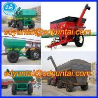 Wholesale Food transfer car, GC-250 Trailed Grain cart from china suppliers