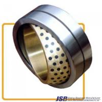 Buy cheap spherical bronze bushing with graphite from wholesalers