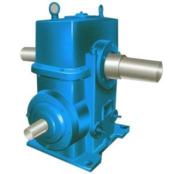 Quality PW series plane double enveloping worm gear reducer for sale