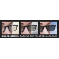 Wholesale Semi-finished 1.56 Anti Radiation Coated Transitions Photochromic Lenses from china suppliers