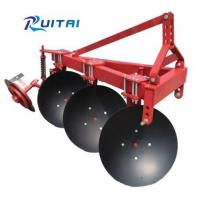China Plough Tractor Equipment Disc Plough on sale