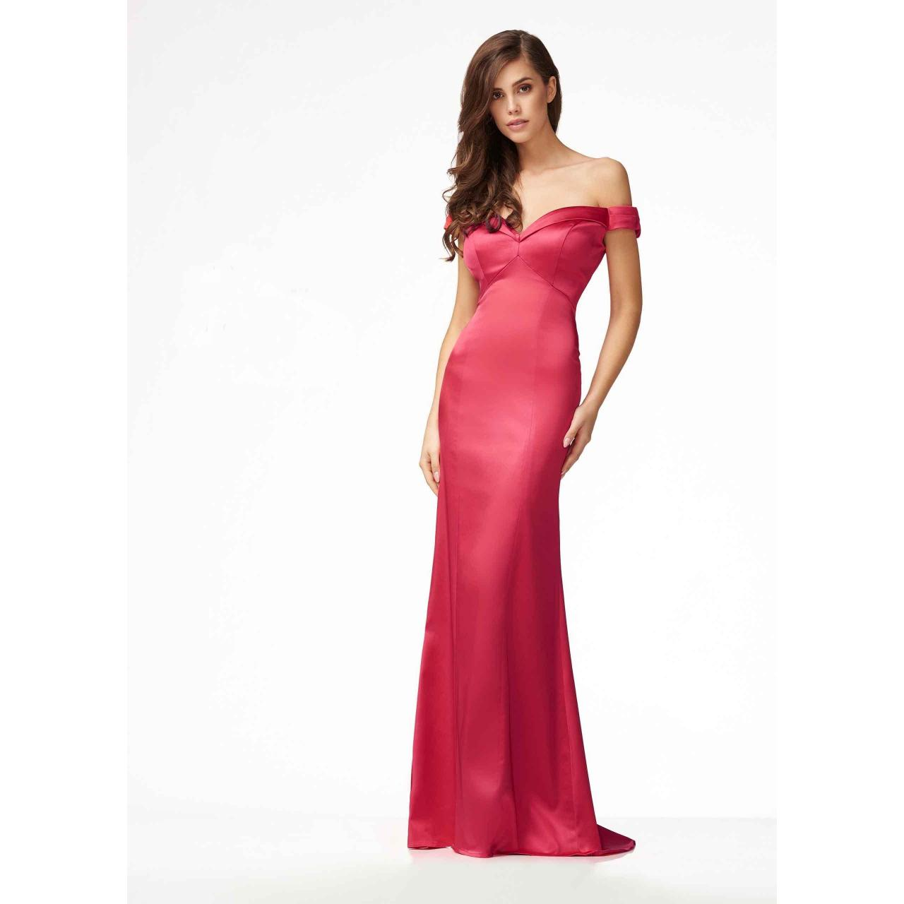 Sexy Off The Shoulder Prom Dress PM1871020