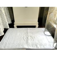China Luxury Hotel Vendome Bath / Bathroom Rugs And Mats , Hotel Collection Bath Rugs on sale