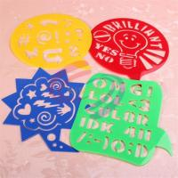 Wholesale Animal PP Stencil Matte from china suppliers
