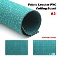 Buy cheap A3 PVC Self Healing Cutting Mat Fabric Leather Paper Craft DIY Tools from wholesalers