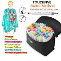 Buy cheap TouchFive 12/24/36/48/60/80/168 Colors Drawing Markers Pen from wholesalers
