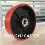 Wheels for pallet truck Casting Nylon Wheel for pallet truck