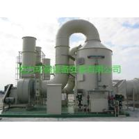 Waste gas treatment equipment (set)