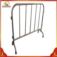 Portable Exhibition Stainless Steel Road Barrier Fence