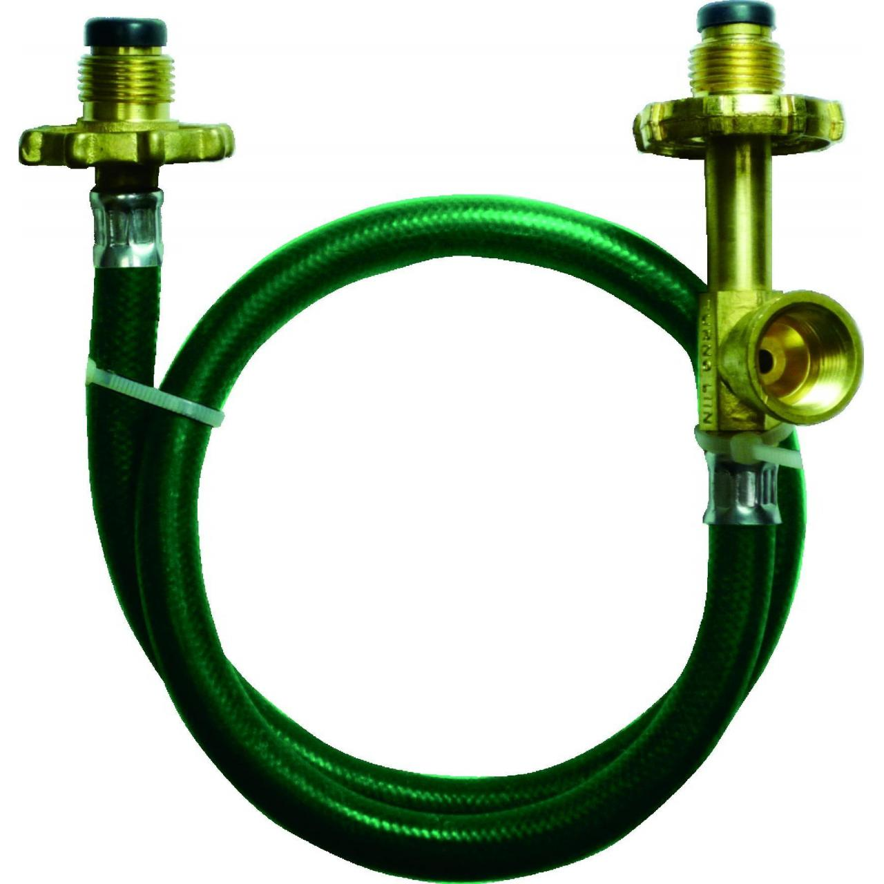 Wholesale Gas pipe series Double bottle connection pipe (next to the switch) from china suppliers