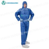 VIC303FRB SMS DISPOSABLE COVERALL