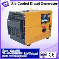 China 5KW air cooled diesel generator silent on sale