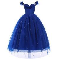 Halloween princess dresses for children