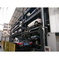 China Mechanical Stack Parking on sale