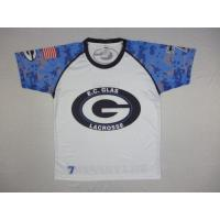 Wholesale Custom Your Sublimation Lacrosse Shooting Shirts from china suppliers