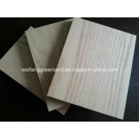 Wholesale MDF Products 18mm Natrural Red Oak Veneered MDF from china suppliers
