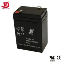 China 6v 4ah sealed lead acid battery for electric scales on sale