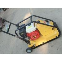 Wholesale Construction Machinery Gasoline type plate rammer compactor from china suppliers