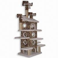 Build your own cat tree popular build your own cat tree for Build your own cat scratch tower